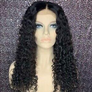 MULA bohemian curl human hair wig